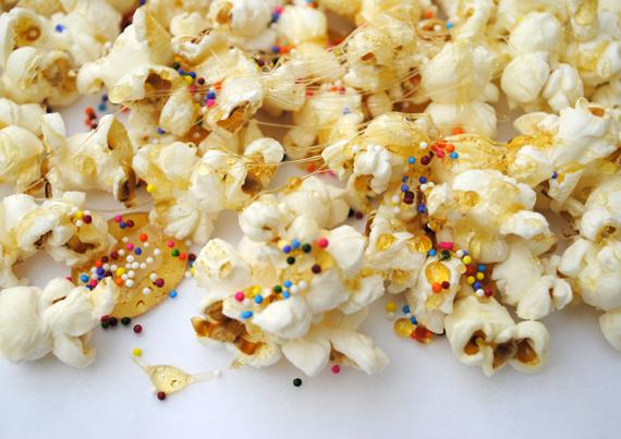 Popcorn + Sprinkles