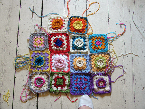 Learn to crochet with 'meet me at mikes'