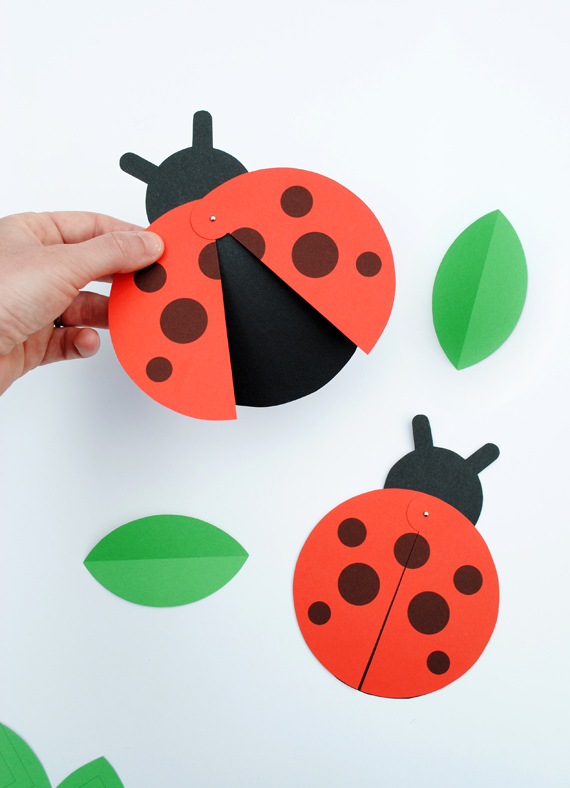 Ladybug Invite was good invitations example