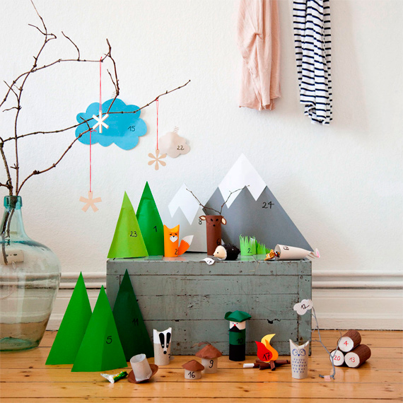 DIY Advent by snug-online