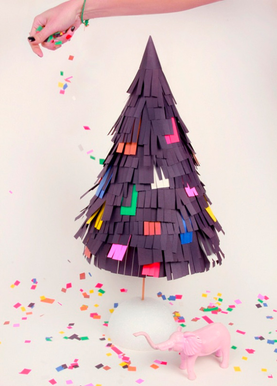 DIY Piñata Tree