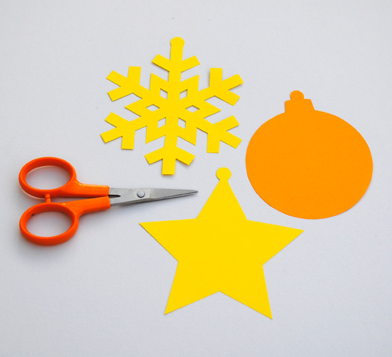 3d christmas decorations to make out of paper