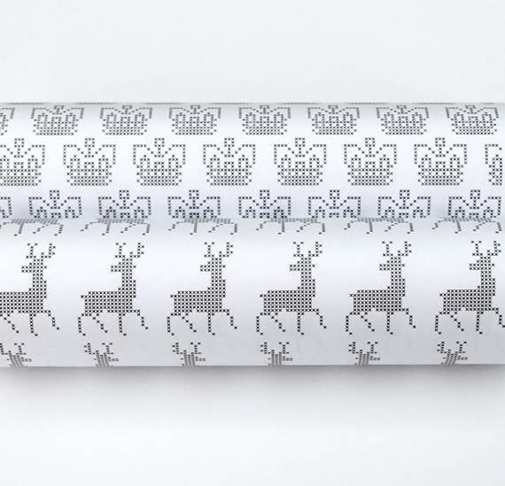 picture regarding Printable Christmas Wrapping Paper referred to as Printable Xmas wrap MINI ECO