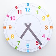 Printable clock