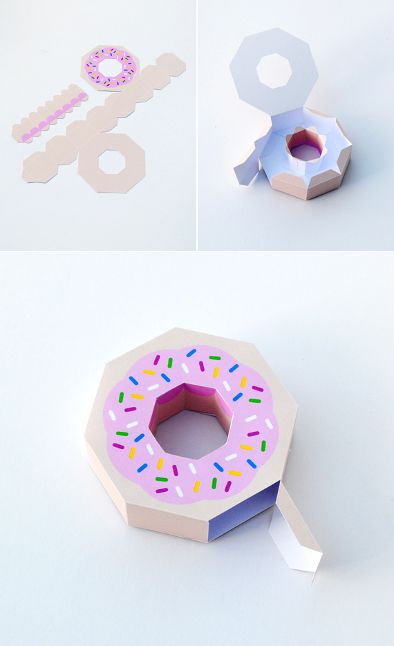 DIY Gift box - NO templates!!!!! ANY SIZE ! SUPER easy. Paper gift ... | 935x570