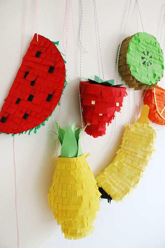 Fruity Piñatas by Kitiya Palaskas