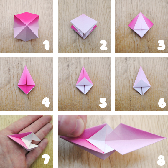 origami hanging decorations minieco