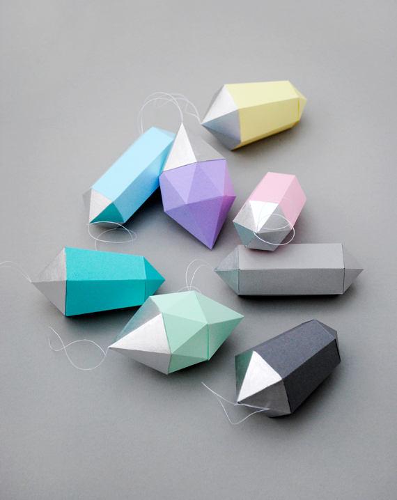 Paper Gems New Templates Mini Eco