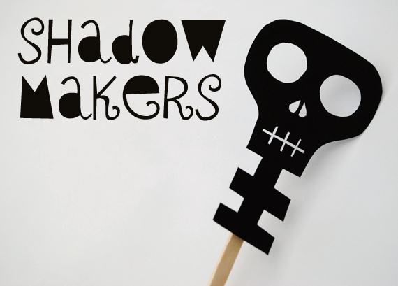 Halloween shadow maker